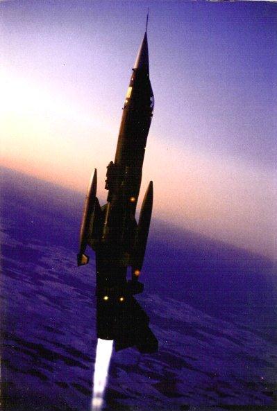 F 104 1 richard ferriere - CAÇAS CENTURY: Lockheed F-104 Starfighter
