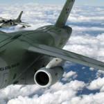 EMBRAER Defesa & Segurança assina contrato com EEA e CEIIA Brasil para KC-390