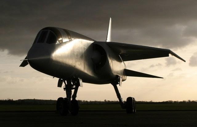 TSR2: Exemplo de incompetência, má gestão e incapacidade. É também uma história de brilhantismo, de determinação e coragem. (Foto: airliners.net)