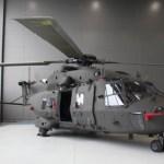 Exército italiano recebe primeiro NH90 TTH na configuração de Capacidade Operacional Final