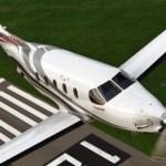 Frota de aeronaves PC-12 atinge a marca de 4 milhões de horas de voo