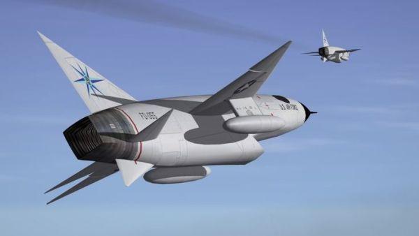 XF-103 #3