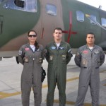 Quarto Esquadrão de Transporte Aéreo da FAB recebe sua primeira aviadora
