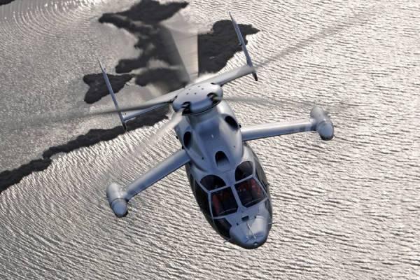 exph 0726 01 600x400 - IMAGENS: Helicóptero híbrido X3 da Eurocopter atinge 472 km por hora