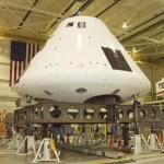 NASA marca voo inaugural da nave Orion para setembro de 2014