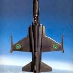 AERONAVES FAMOSAS: Northrop F-20 Tigershark