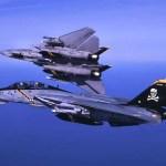 GUERRA FRIA: Perfil operacional do F-14 Tomcat
