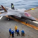 F-35 liberado para puxar 3,2G em voo supersônico