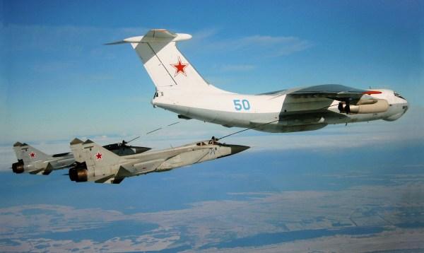 MiG-31 REVO