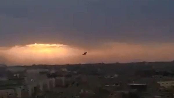 mig-21 libio crash