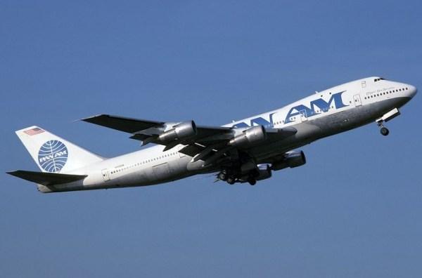 Boeing 747-121A N739PA