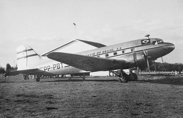 DC-3 Panair
