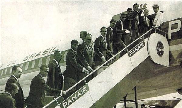 DC-7 Seleção 1962