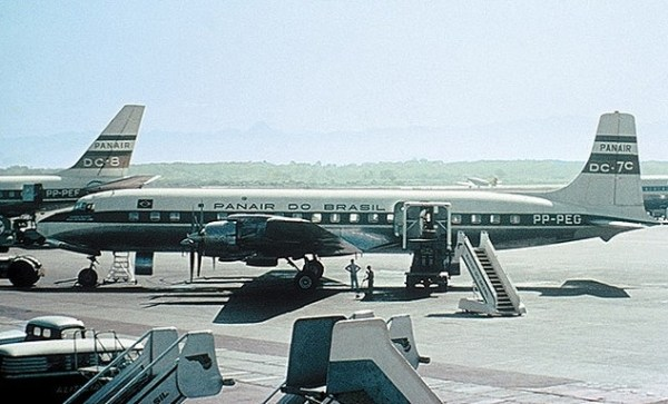 Douglas DC 7C e Douglas DC 8-33