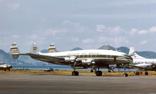 Lockheed L.049-46-26 Constellation - PP-PDG