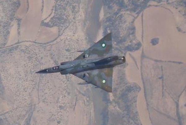 Mirage V (Imagem: pakmr.blogspot)