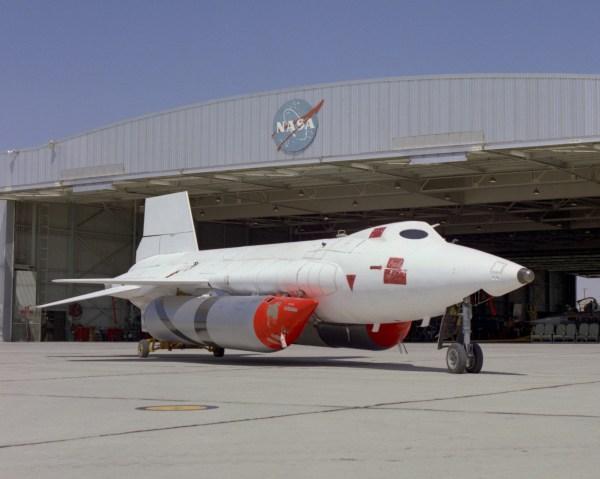 The record flight 1