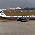 """ESPECIAL: Um 707 """"GUERRILHEIRO"""" ex-VARIG!"""