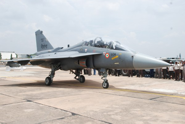 FLIGHT TEST OF LCA TEJAS