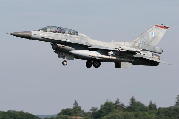 Hellenic Air Force F-16D Block 50