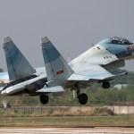 Pilotos indianos vão ensinar seus colegas vietnamitas a voarem no Su-30!