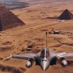 Egito torna-se primeiro cliente internacional do Dassault Rafale