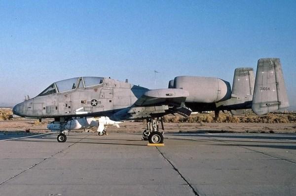 YA-10B Thunderbolt II