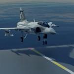 SEA GRIPEN: Diretoria de Aeronáutica da Marinha recebe estudo técnico de viabilidade das aeronaves