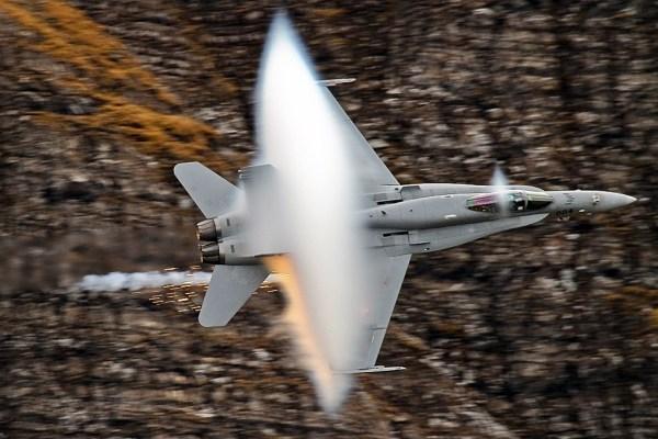 F-18 Hornet Swiss Air Force (Foto - TigerSHARK)