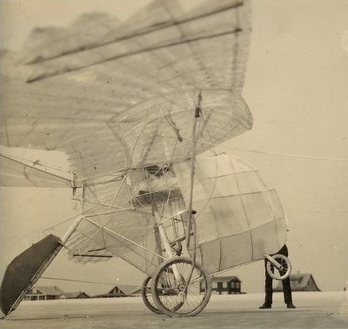 George White Ornithopter 1928