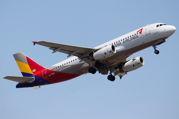 HL7762-Asiana-Airlines-Airbus-A320-200, Foto - Airport Hitachi