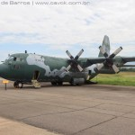 IMAGENS: C-130 agora no MUSAL