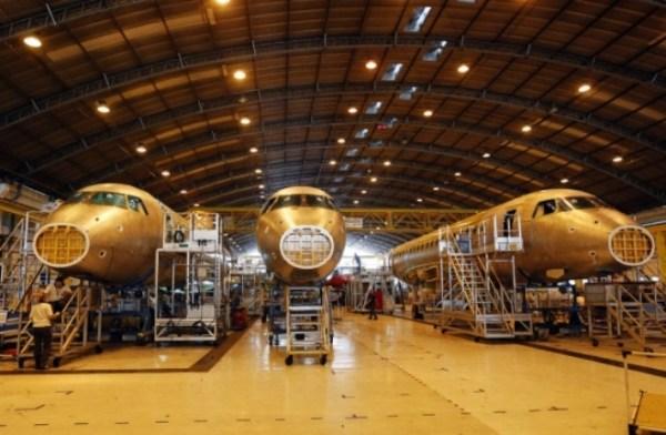E-Jets montagem