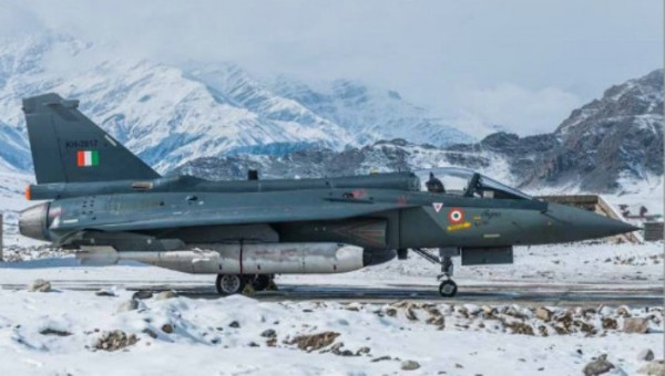 LCA-Tejas-MK-I-high-Altitude-trials-at-Leh