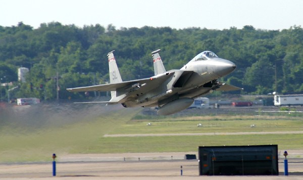 McDonnell Douglas F-15A (2003) Bevin Shively