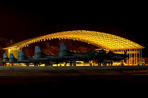 A 29 Super Tucano FOTO Sgt Resende FAB 2 600x399 - Há 46 anos era criada a Embraer