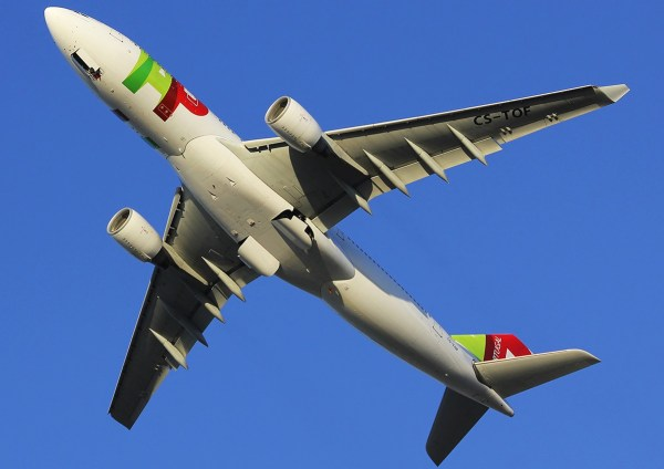 CS-TOF TAP - Air Portugal Airbus A330-223, Foto - Orlando Suárez