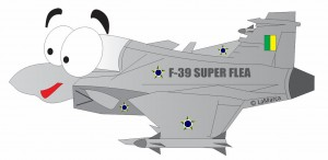 F-39 Super Flea (by LaMarca)