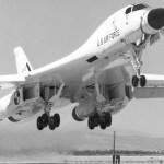 AERONAVES FAMOSAS: Rockwell B-1 Lancer