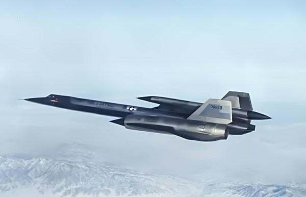 Conjunto M-21 Artigo 134 (60-6940) + D-21, comandado pelo piloto de testes da Lockheed, Bill Park, durante a realização do voo inaugural, em 22.12.1964 - Lockheed Martin (2)