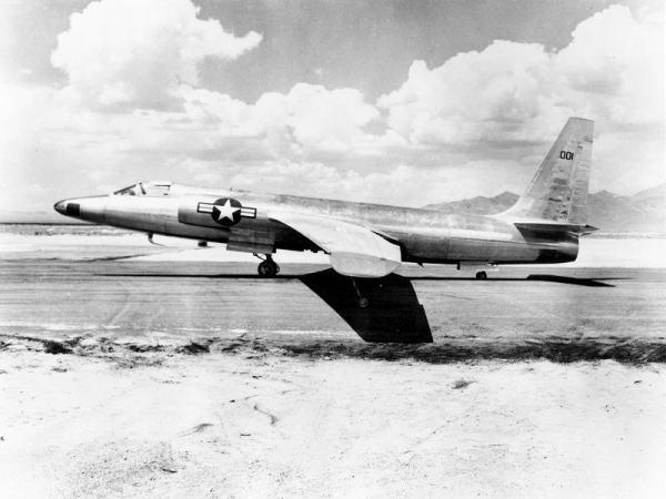 Lockheed Article 341, the U-2 prototype