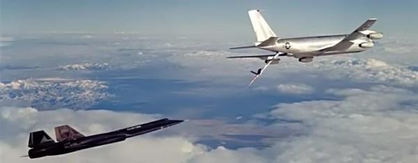 REVO OXCART - Lockheed Martin
