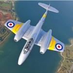 Que tal ser o feliz proprietário de um Gloster Meteor?