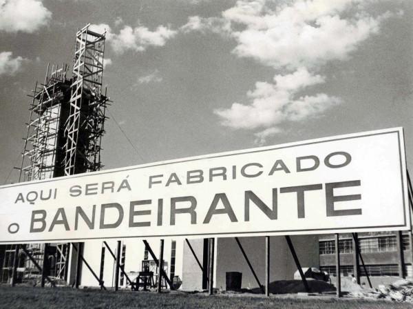 1 2 Fabrica q será fabricado o Bandeirante media 600x448 - Há 46 anos era criada a Embraer