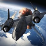"""A"" de ataque: Lockheed A-12 OXCART, o pai do SR-71 Blackbird – Parte 3"