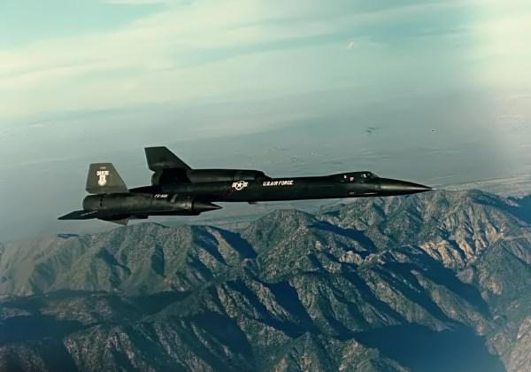 Lockheed YF-12A, Artigo 1002 (60-6935) – USAF (2)