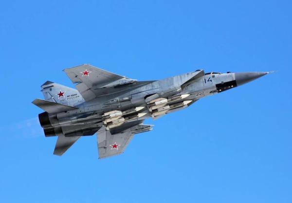 MiG-31BM VVS (Foto - Kirill FW-Mess) 1