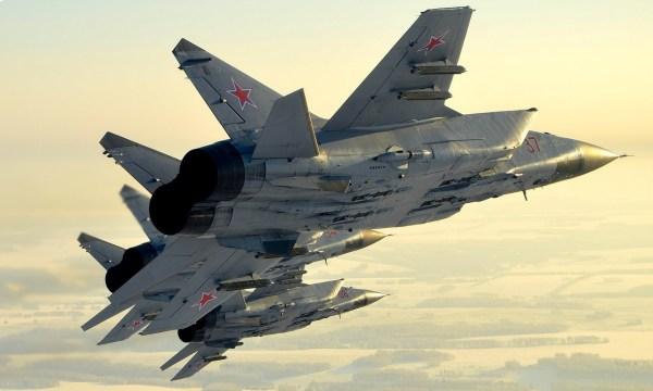 MiG-31BM VVS (Foto - Max Scriabin) 2