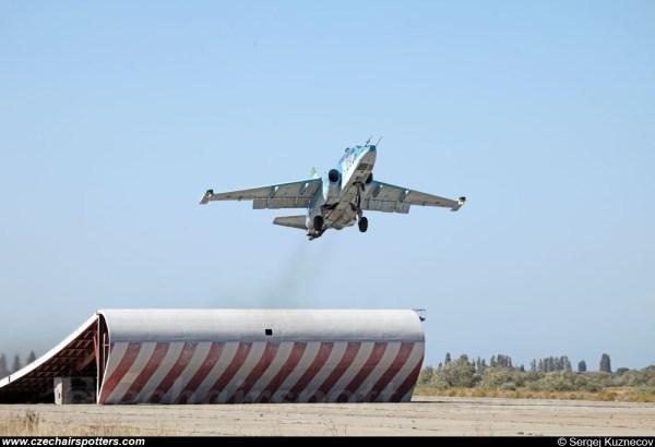 ...assim como o Su-25.