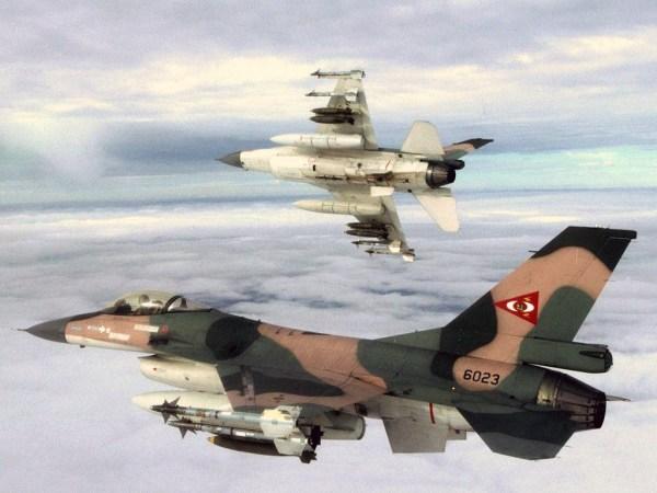 F-16 AMB